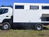 恣意驰骋 澳洲EarthCruiser新款FX四驱越野房车