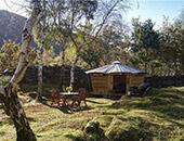 现实版桃花源 五处绝妙的英国豪华露营地