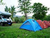 奥特多房车露营旅游
