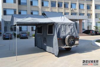 改变你的夏日生活 5款高性价比帐篷房车推荐