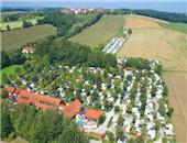 疗养度假 德国五星级乡村型露营地Dreiquellenbad