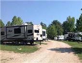 美国密苏里州森林型露营地StonePark