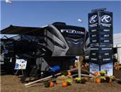 SSI:9月美国拖挂式房车销量增长7.6%