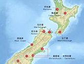 新西兰13家十大假日公园?有房车有温泉还有游乐场