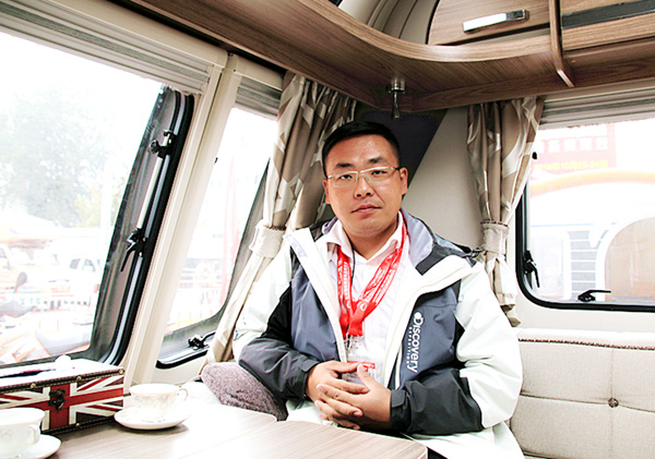 专访宽河驿马李志明:房车结合营地打造行业生态链