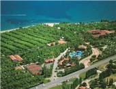 与大海的约会 西班牙海滨型露营地Playa Montroig