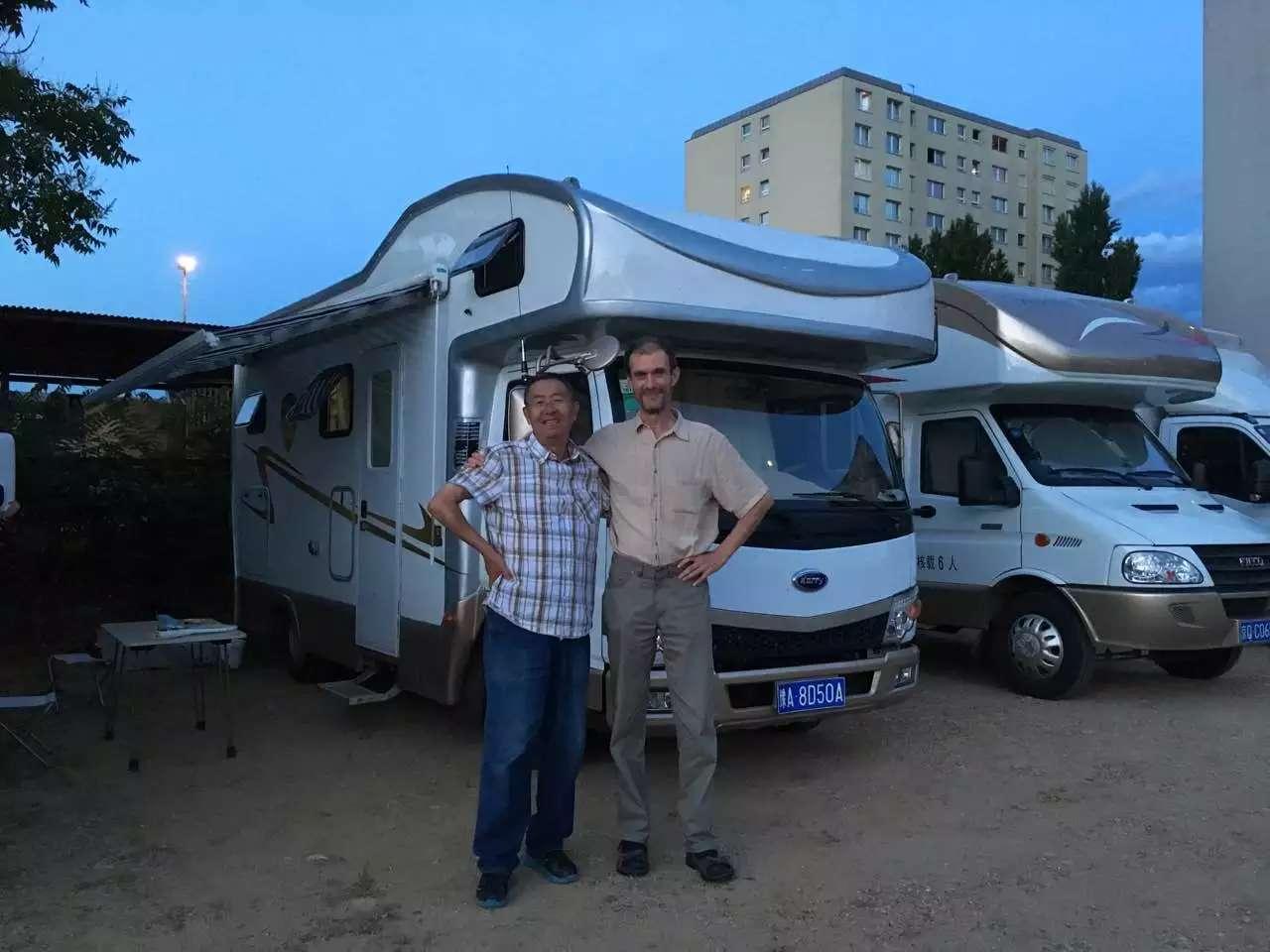 5个月28国自驾房车漫游亚欧大陆 我的轨迹你也能复制
