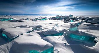 2017尊宝娱乐家族亚欧之旅 贝加尔湖-冰与雪尘封的幻境