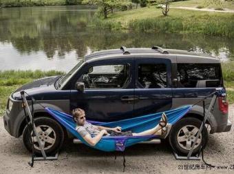 ENO Roadie汽车吊床支架—轻松畅享自由生活