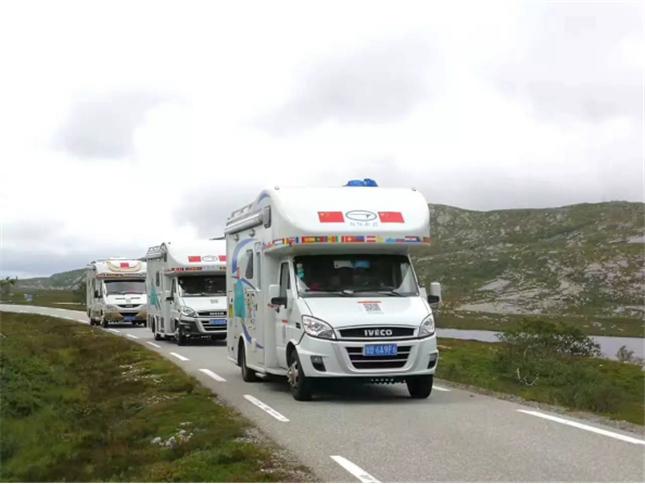 拓锐斯特房车欧亚之旅 把房车开进欧洲 把梦想照进现实