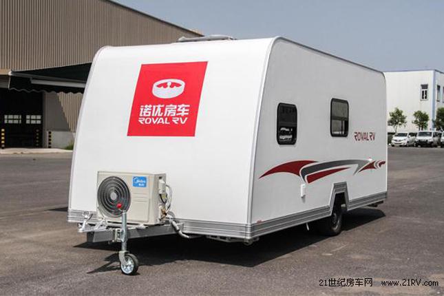 简约美式风惬意生活的开始 实拍郑州诺优营地拖挂