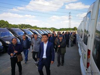 续东看车团走进上海顺旅房车:30多个家庭参与 10个家庭完成房车梦想
