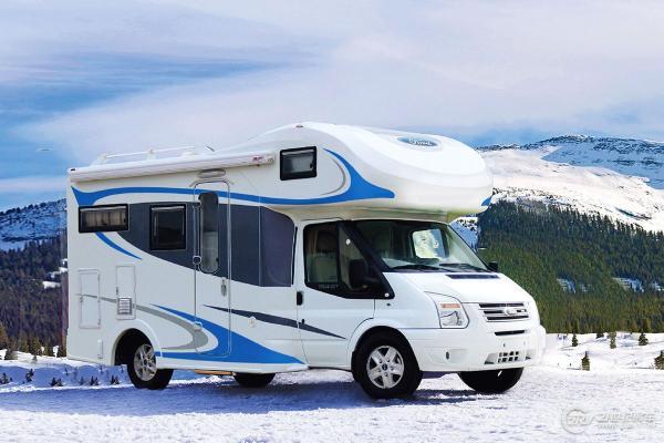 款C型旅居房车