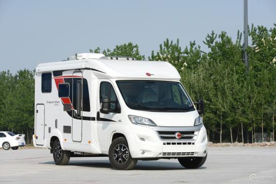 房车家族王续东聊房车 宾仕盾 Travel Van t590G(上)