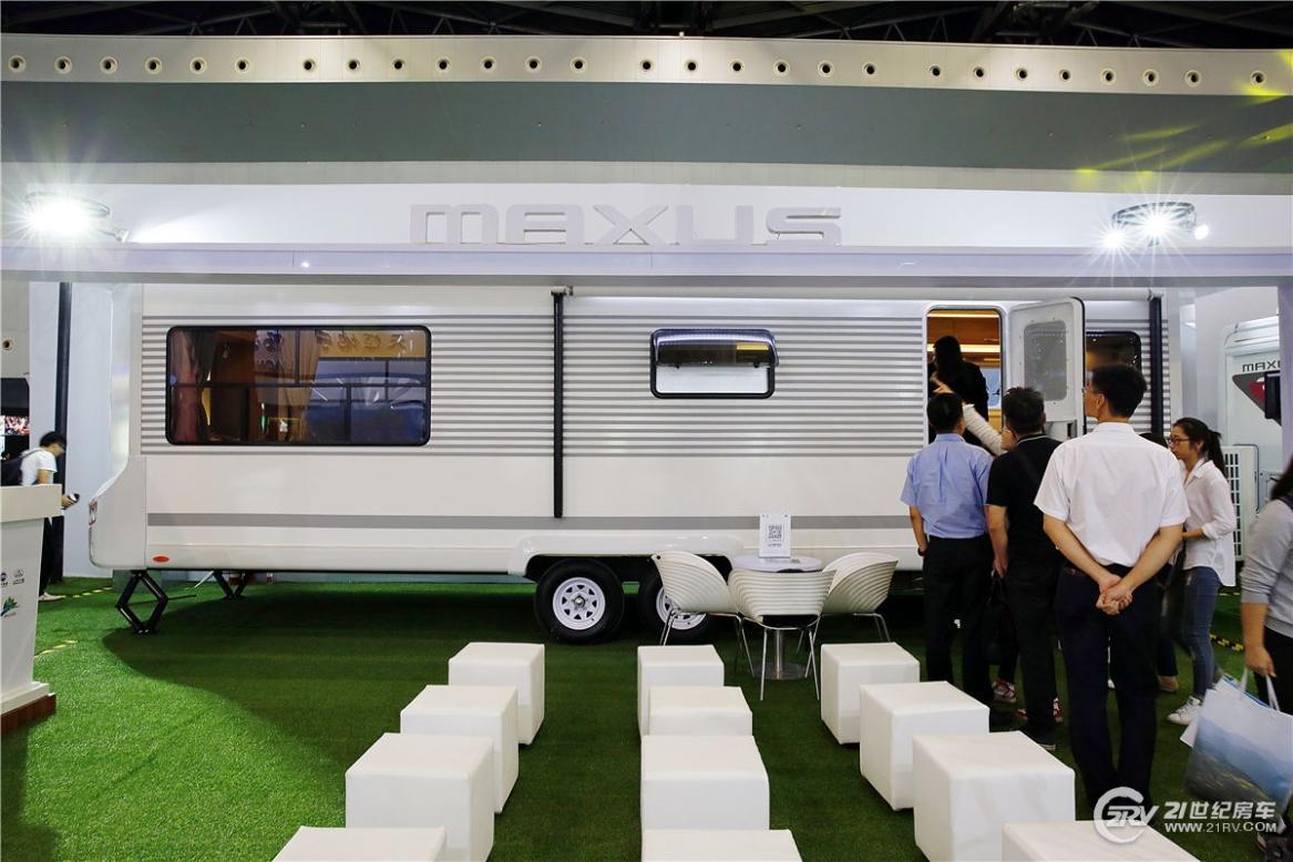 上汽MAXUS-营地拖挂-2017款RT11