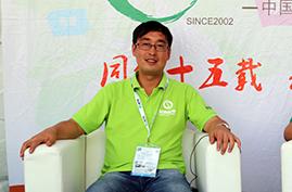 专访:戴德隆翠汽车有限公司销售公司总经理施琰华