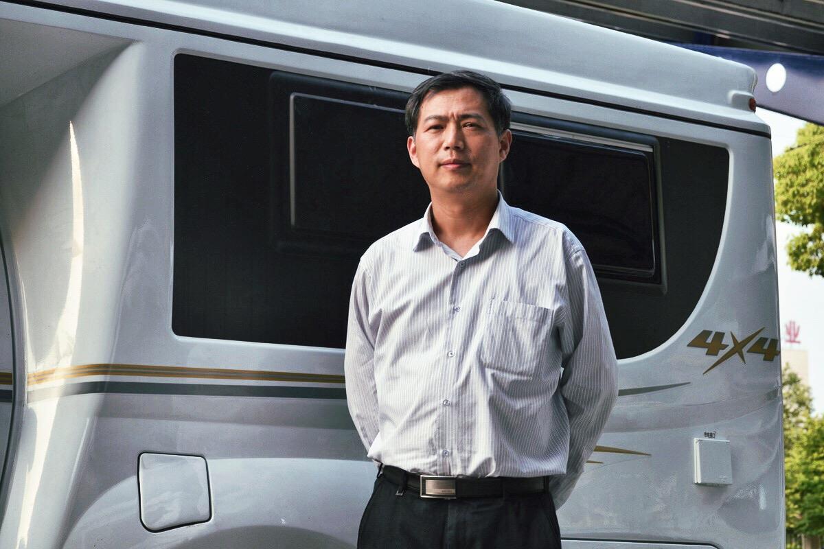 李汉培:打造齐星名片 做自己的特色产品