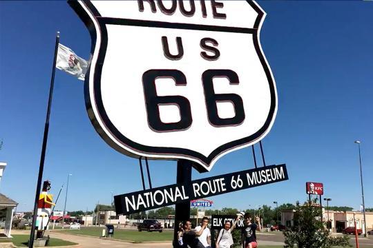 开优发国际花11天穿越66号公路