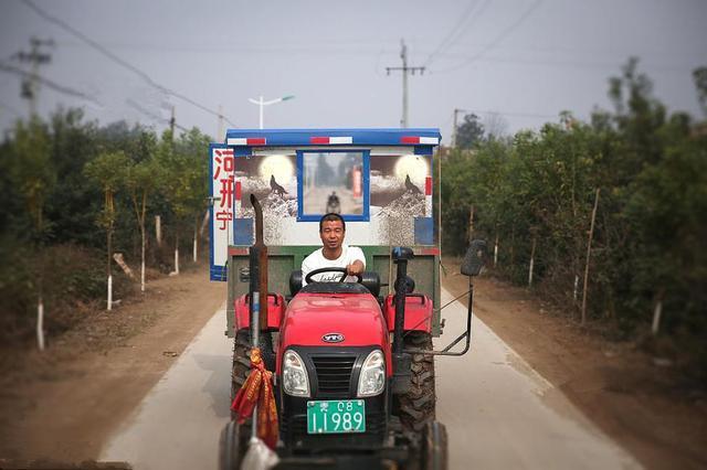 邢台小伙拖拉机改装成房车游西藏 穿越5省历时百天终于圆梦