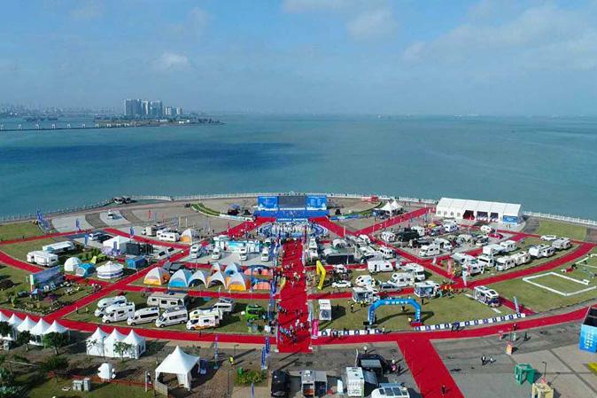 全覆盖创新高第三届海南露博会开幕海口