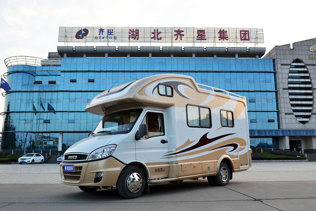 百变的超级大床 齐星依维柯C2售价46.8万