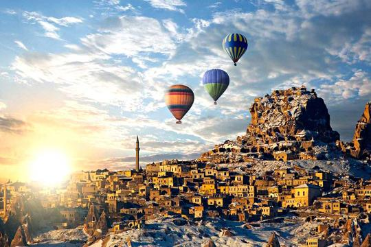 尊宝娱乐旅行亚欧之旅推荐:土耳其