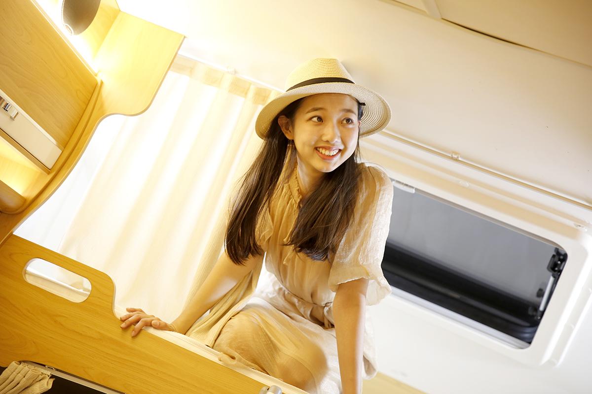 在房车上拍妹子什么感觉?房车环游海南岛(3)