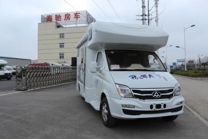 海驰‖海驰家庭版房车——专属于家人的旅行房车