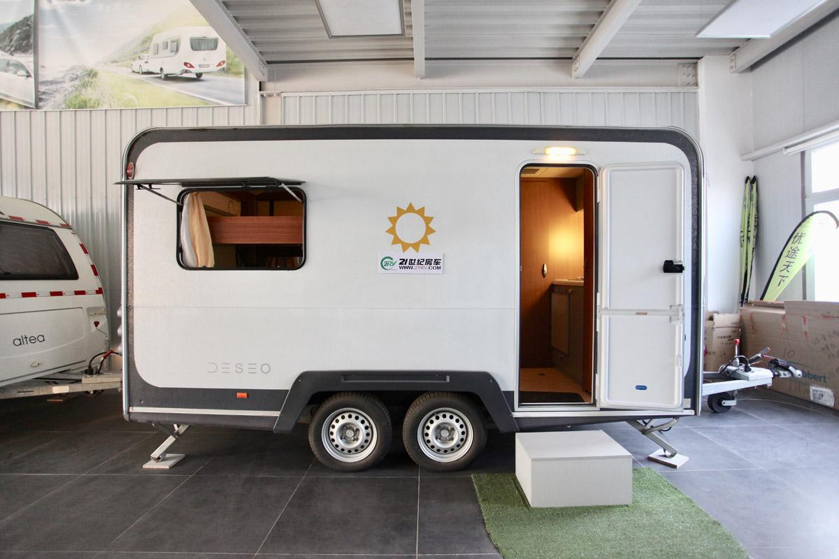 16万就能带着ATV去撒野 科诺斯玩具搬家工房车欣赏
