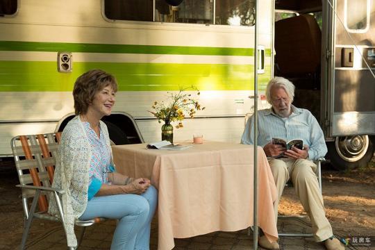 2月23日上映《爱在记忆消逝前》美国房车电影来啦!