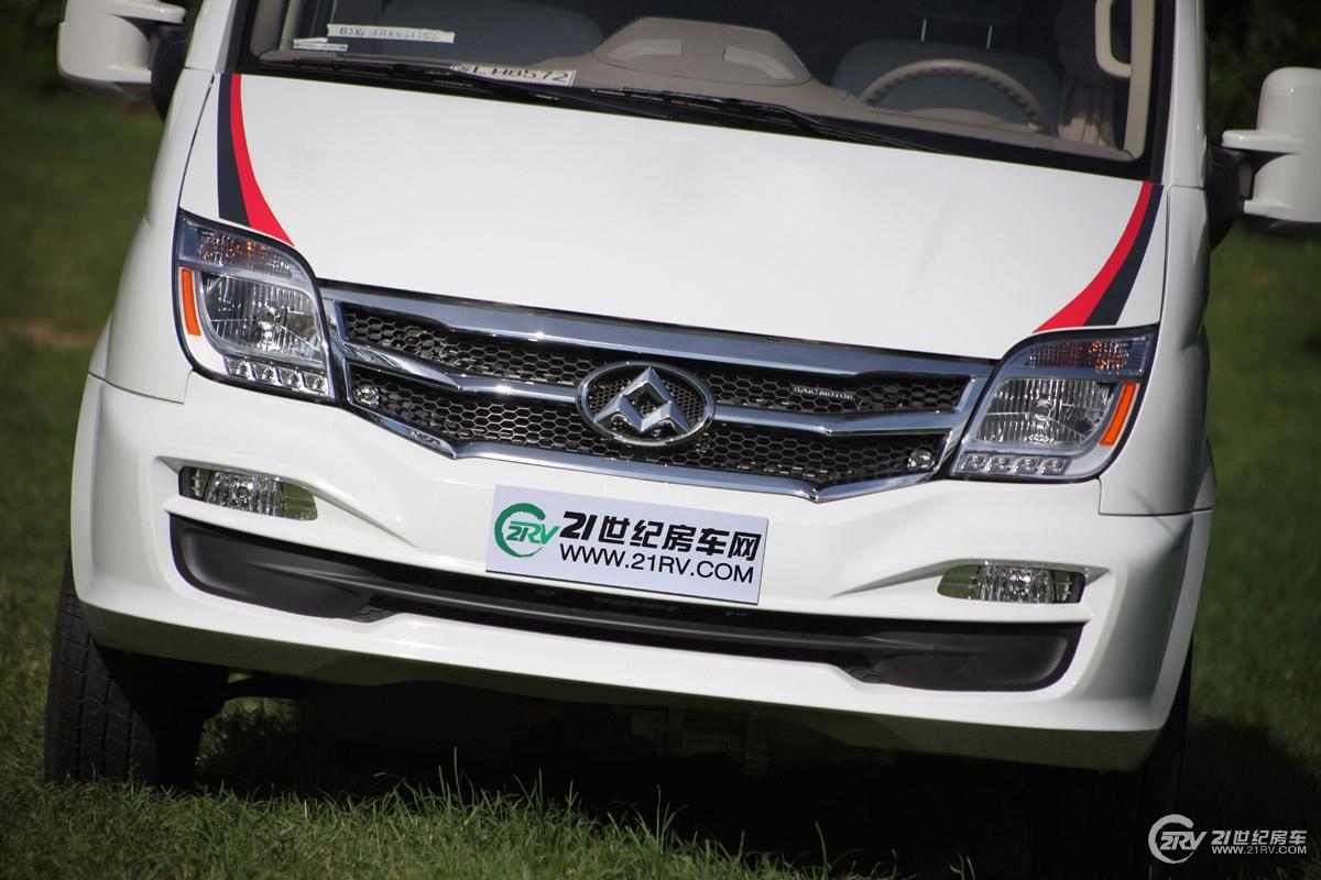 适合过年开回家的优发国际 6款大通V80底盘B型优发国际汇总