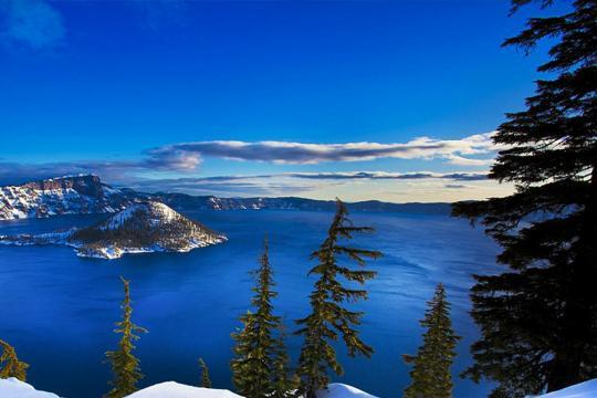尊宝娱乐美国游:火山口湖国家公园