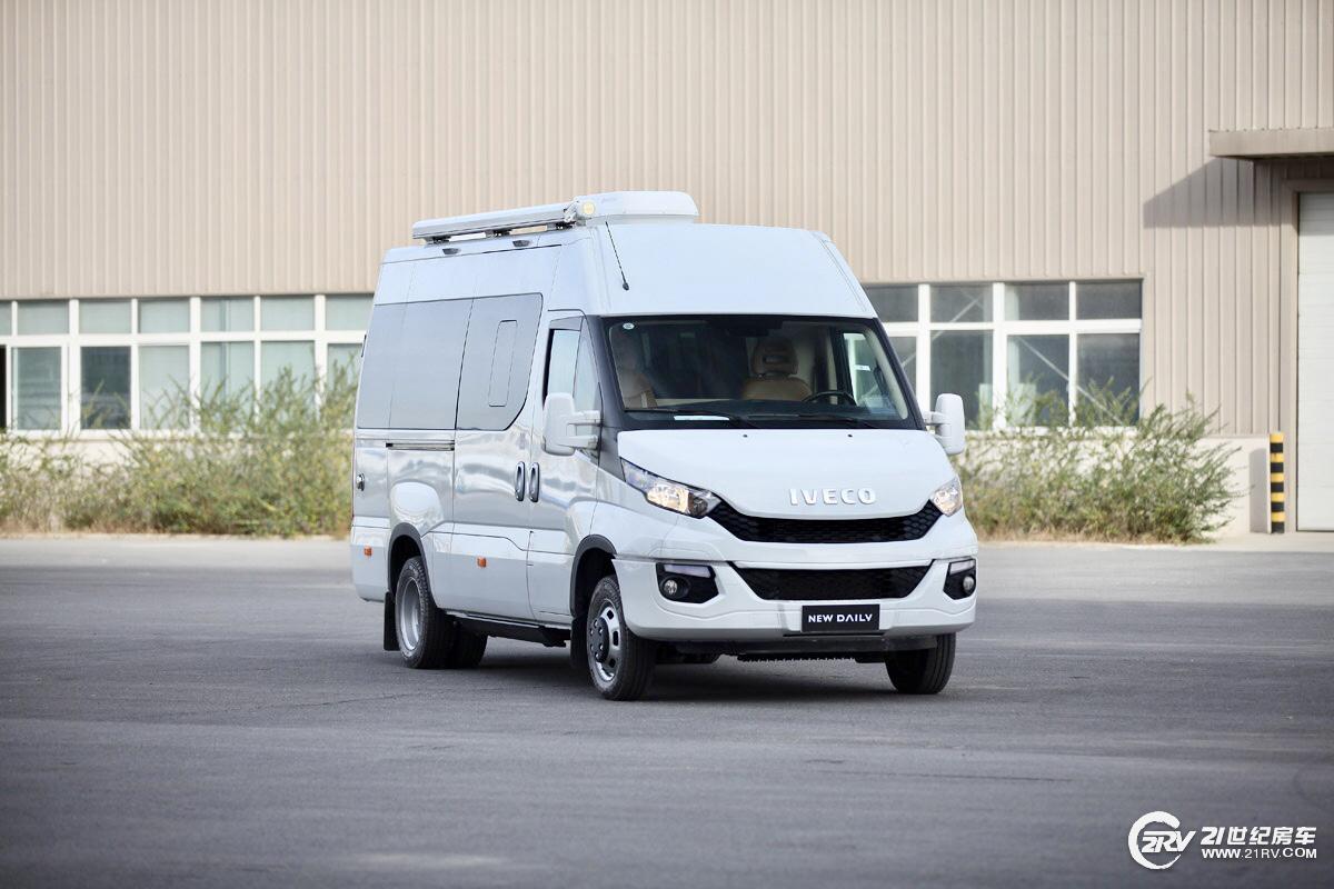 每日一车推荐:86万元的诺优New Daily自行式B型商旅房车