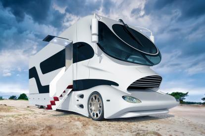 1500多万买一台房车?世界上20款超豪华房车大比拼