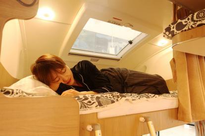 房车上的床竟然有这么多种布局!你最喜欢睡哪张?