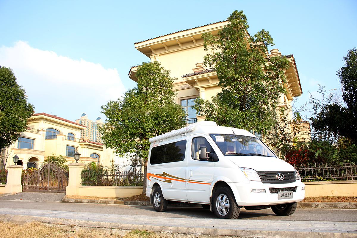 最低25万元 法瑞德3款房车将亮相北京房车露营展