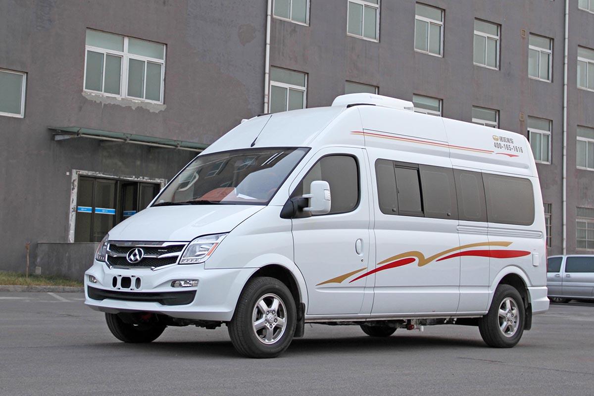 最高优惠10万元 诺优多款房车即将亮相北京房车露营展