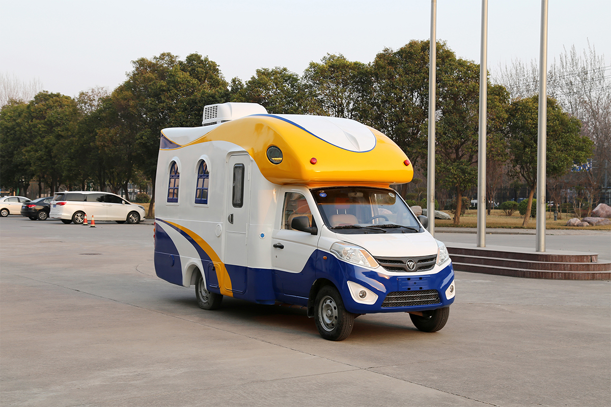 梦幻的童话房车 新飞4款房车将亮相北京房车露营展