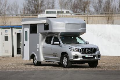 29.8万元起售 爱旅途3款全新房车抢先看