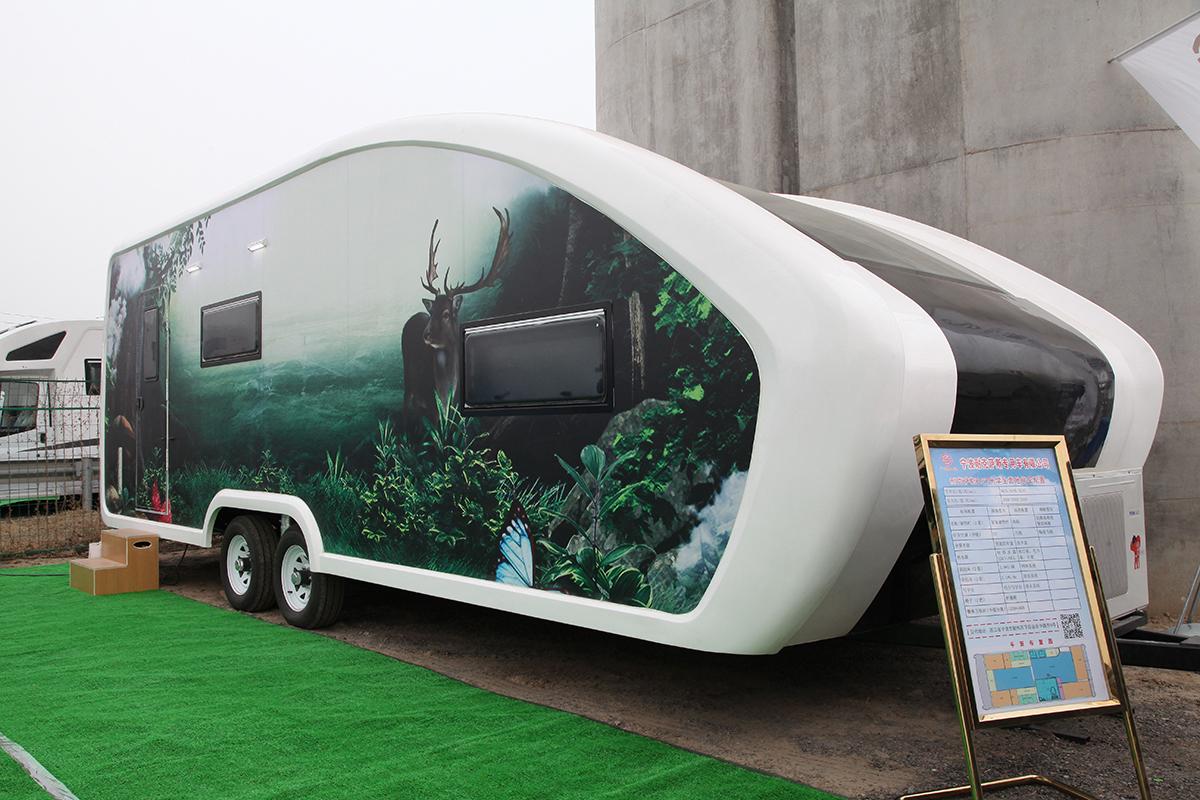 23.5万元起售 耐克萨斯北京房车露营展发布2款新车