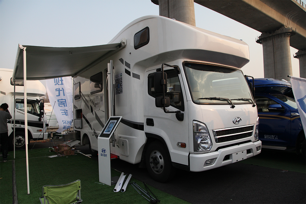 展会价57万 法美瑞全新现代房车于北京房车展发布