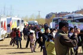 2011北京国际房车露营展览会3月25日开幕