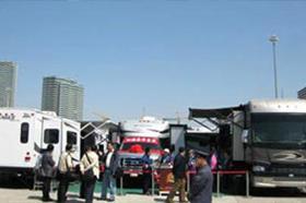 21RV房车露营展团精彩呈现2011上海车展