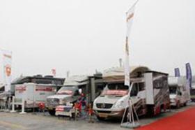 21RV房车展团呈现2012北京国际汽车展览会