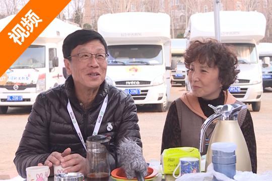 房车家族天津车友满江红:60岁之前一定要买一辆房车