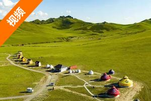 自驾爱好者的天堂—可汗山自驾车露营地