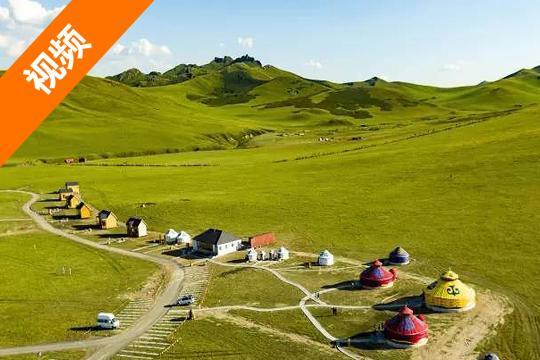 自驾爱好者的天堂―可汗山自驾车露营地