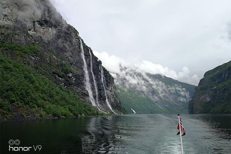 造化神秀的挪威随手一拍都是景致 赶路欧洲(十一)