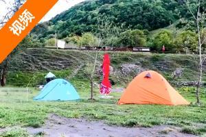 参观地球夫妇的2018亚欧之旅:免费露营地(第41天)