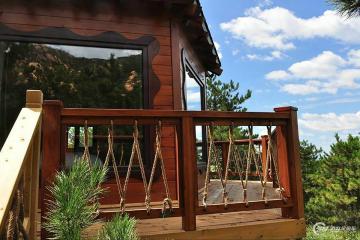 圣东木屋-移动别墅